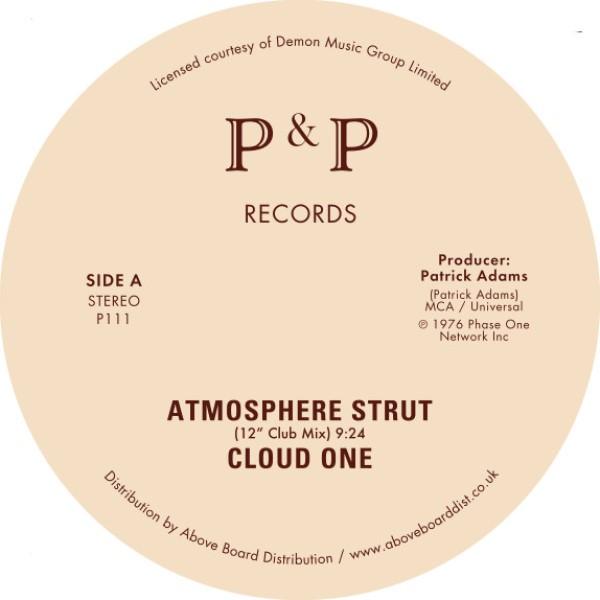 "Cloud One/ATMOSPHERE STRUT (KON RMX) 12"""
