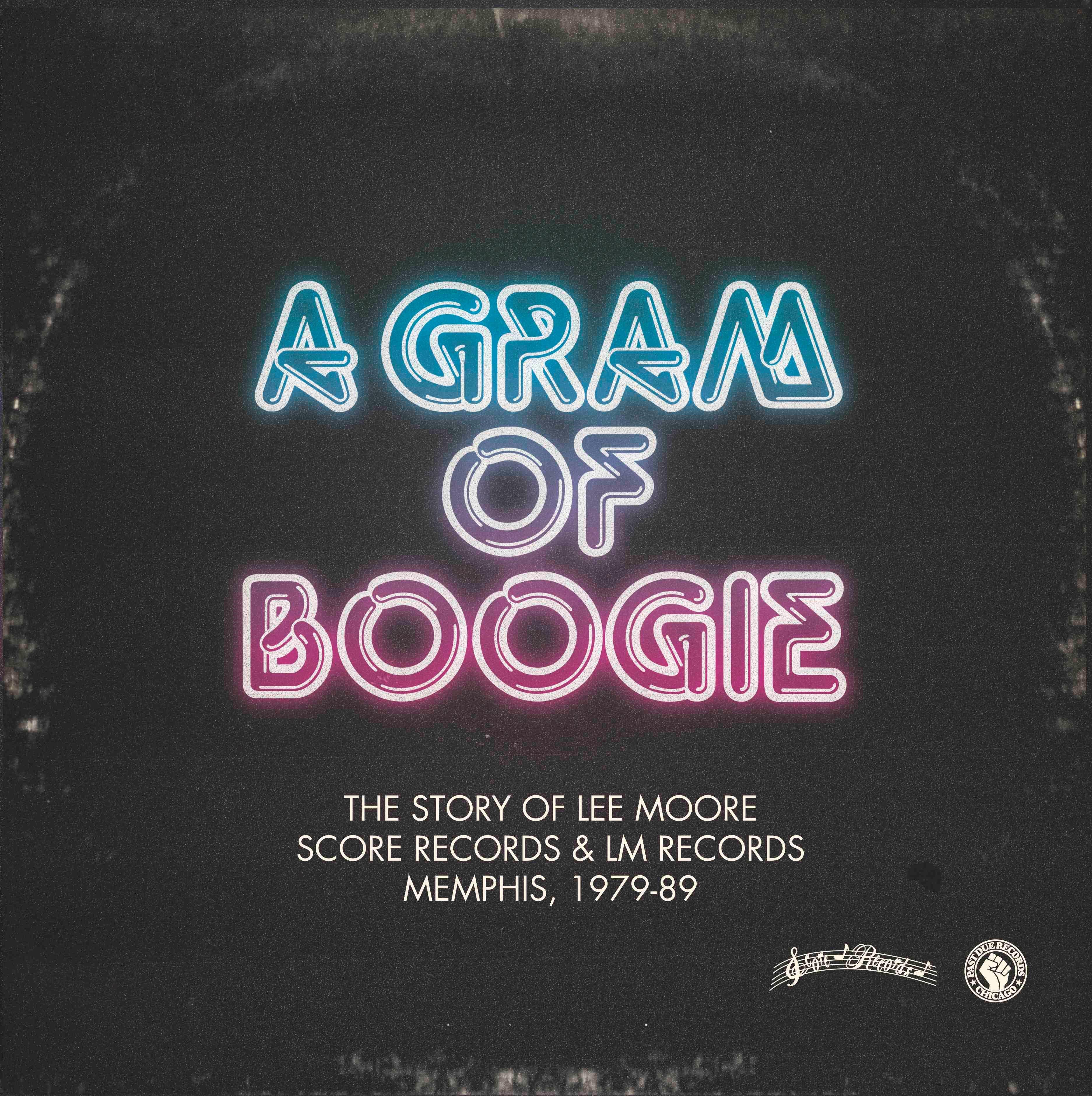 Lee Moore/A GRAM OF BOOGIE 3CD