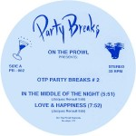 Jacques Renault/OTP PARTY BREAKS #2 12""