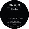 """Ron Trent/ALTERED STATES CD SAMPLER D12"""""""
