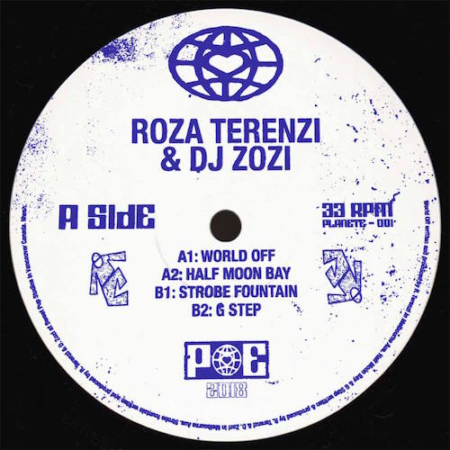 Roza Terenzi & DJ Zozi/WORLD OFF 12""