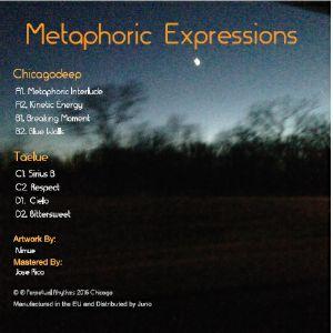 """Chicagodeep & Taelue/METAPHORIC... D12"""""""
