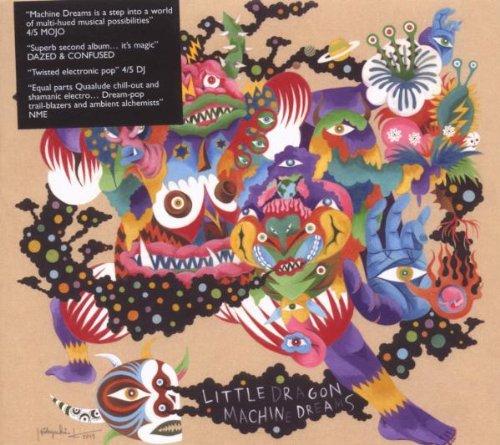 Little Dragon/MACHINE DREAMS CD