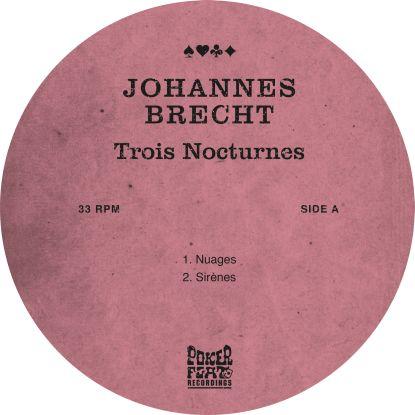 """Johannes Brecht/TROIS NOCTURNES 12"""""""