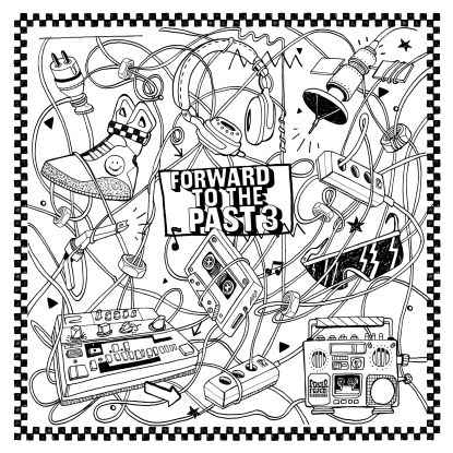 Various/FORWARD TO THE PAST 3 EP 1 12""
