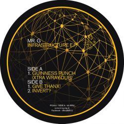 "Mr. G/INFRASTRUCTURE EP 12"""