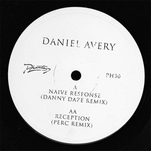 "Daniel Avery/NAIVE RESPONSE 12"""