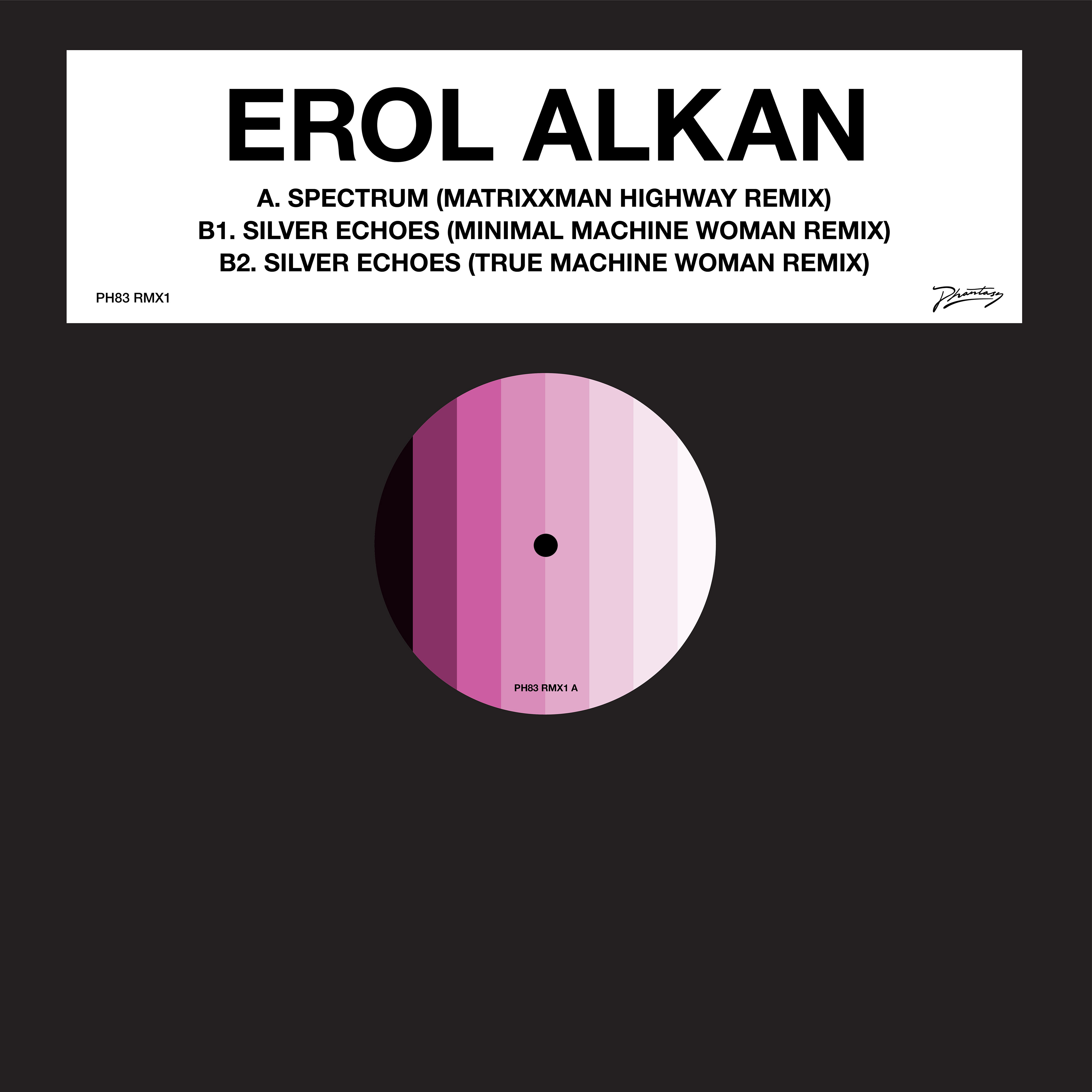 "Erol Alkan/SPECTRUM (MATRIXXMAN RMX) 12"""