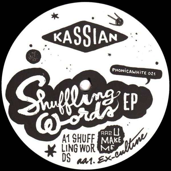 """Kassian/SHUFFLING WORDS EP 12"""""""