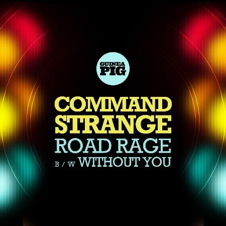 "Command Strange/ROAD RAGE 12"""