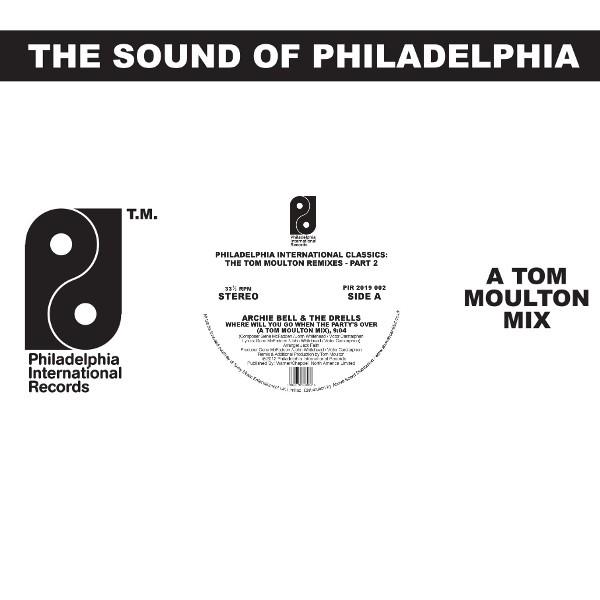 Tom Moulton/PHILADELPHIA INT'L RX V2 DLP