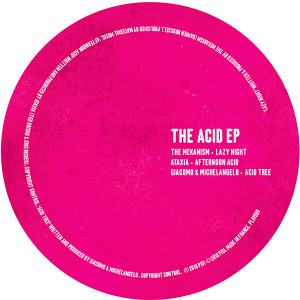 Various/THE ACID EP 12""
