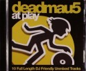 Deadmau5/AT PLAY VOL.1 CD