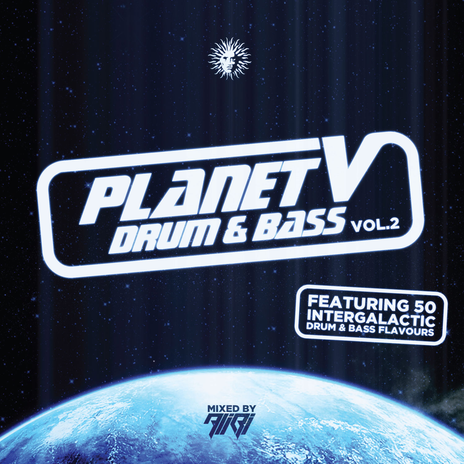 Various/PLANET V - VOL. 2 D&B MIX DCD