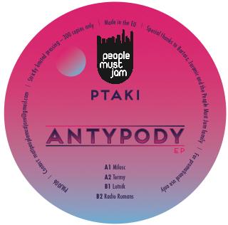 """Ptaki/ANTYPODY EP 12"""""""