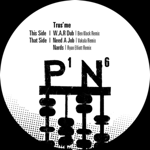 Trusme/WAR & NEED A JOB REMIXES 12""
