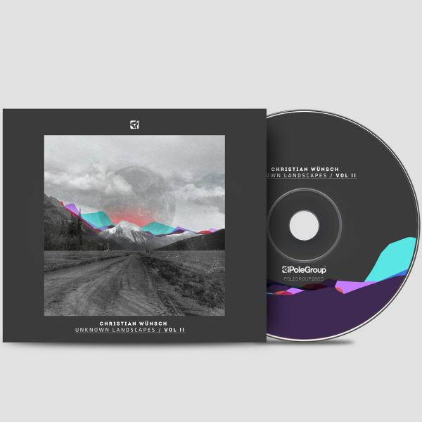 Various/UNKNOWN LANDSCAPES VOL. 2 CD