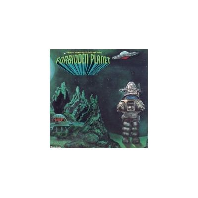 Forbidden Planet/OST (COLOR VINYL) LP