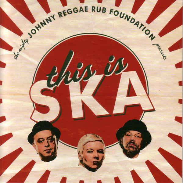 """Johnny Reggae Rub Found/THIS IS SKA 7"""""""