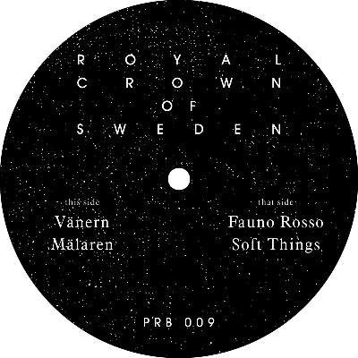 "Royal Crown of Sweden/PRB009 REPRESS 12"""