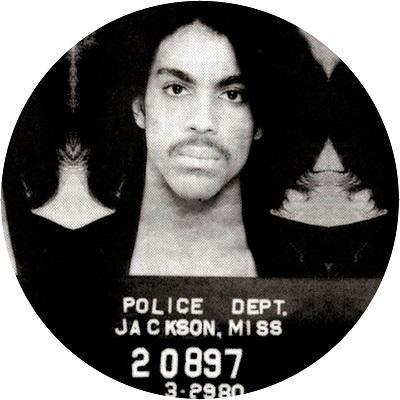Prince/MUGSHOT SLIPMAT