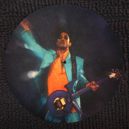 Prince/SUPER BOWL HALFTIME SHOW SLIPMAT