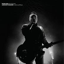 Peter Hook/UNKNOWN PLEASURES LIVE  CD