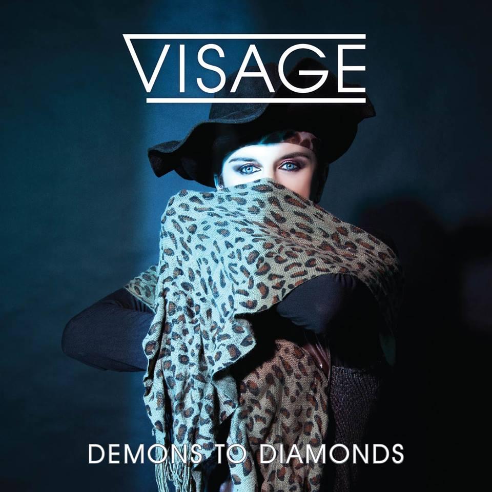 Visage/DEMONS TO DIAMONDS LP