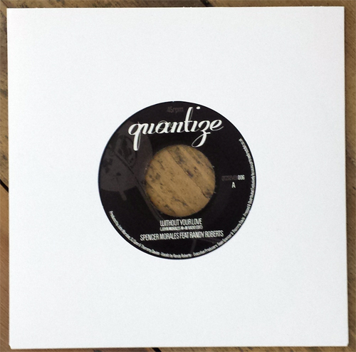 Spencer Morales/WITHOUT YOUR LOVE RMX 7""