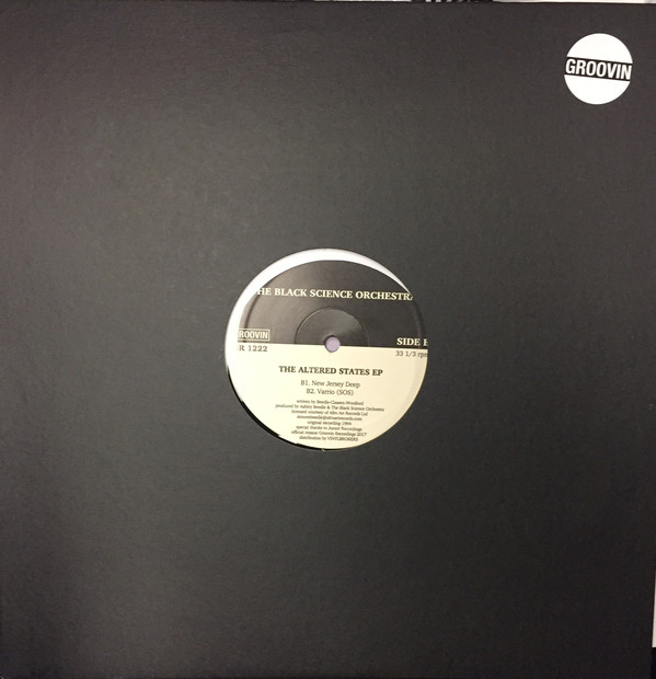 Black Science Orchestra/ALTERED... 12""
