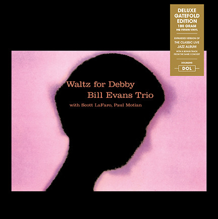 Bill Evans Trio/WALTZ FOR DEBBY(GFLD) LP
