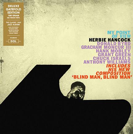 Herbie Hancock/MY POINT OF VIEW(GFLD) LP