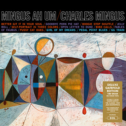 Charles Mingus/MINGUS AH UM (GFLD) DLP