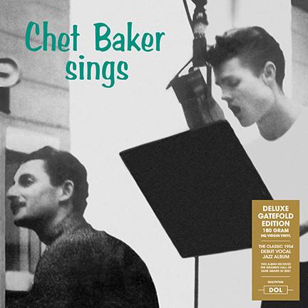 Chet Baker/SINGS (GTFD) LP