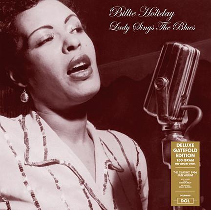 Billie Holiday/LADY SINGS BLUES GTFD LP