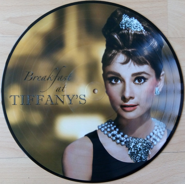 Henry Mancini/BREAKFAST AT TIFF PIC LP