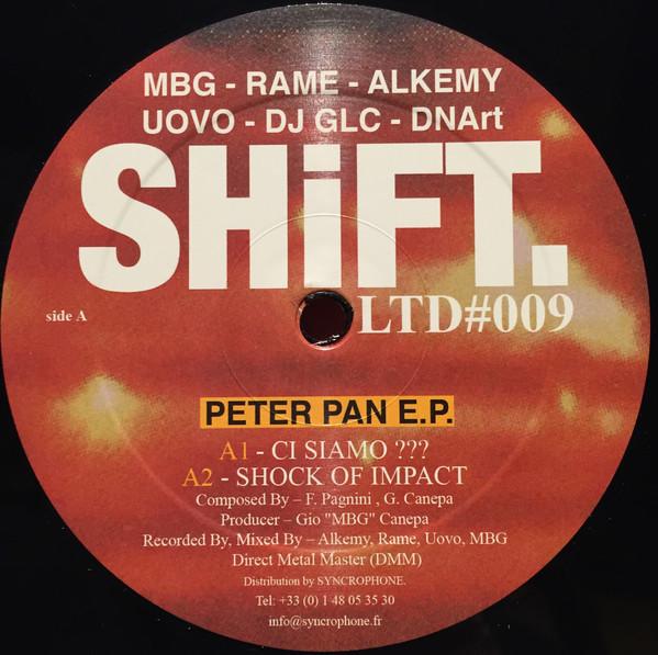 """MBG/PETER PAN EP D12"""""""