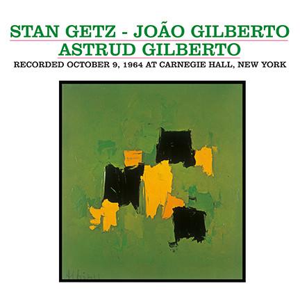 Stan Getz & Gilberto/AT CARNEGIE HALL LP