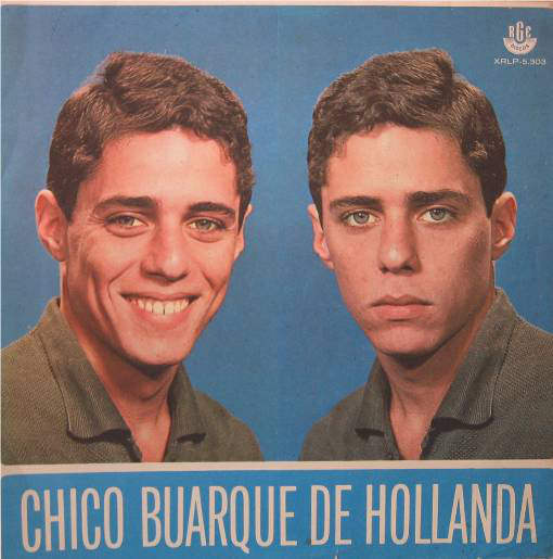 Chico Buarque/DE HOLLANDA (1966) LP