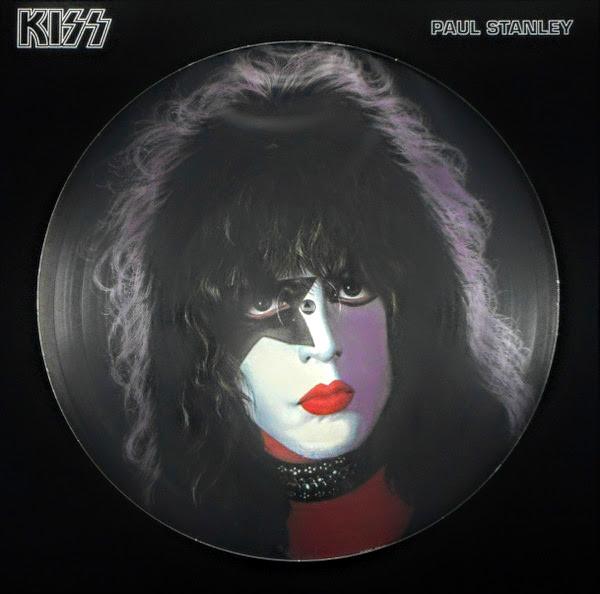 KISS-Paul Stanley/PAUL (PIC DISC) LP