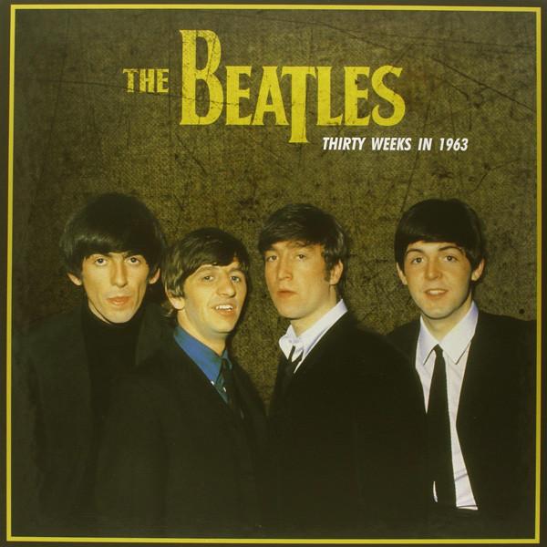 Beatles/THIRTY WEEKS IN 1963 LP