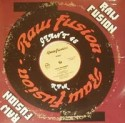 "Povo/EAST ON WEST (MOONSTARR RMX) 12"""