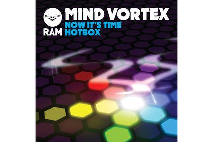 """Mind Vortex/NOW IT'S TIME 12"""""""