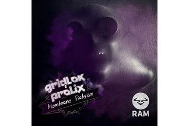 """Gridlok & Prolix/MEMBRANE 12"""""""