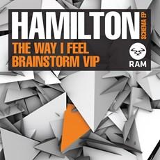 """Hamilton/THE WAY I FEEL 12"""""""