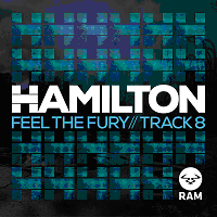 "Hamilton/FEEL THE FURY 12"""