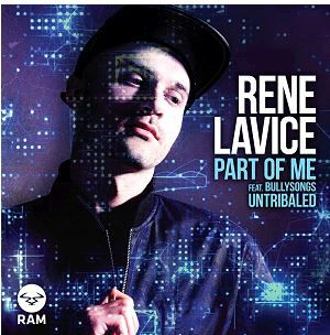 """Rene LaVice/PART OF ME 12"""""""