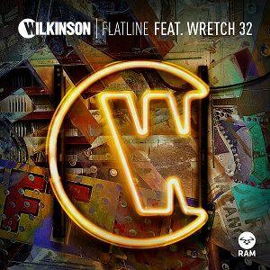 """Wilkinson/FLATLINE (NU:LOGIC REMIX) 12"""""""