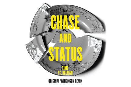 "Chase & Status/TIME 12"""