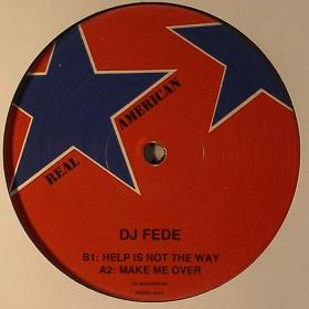 DJ Fede/DISCO RE-EDITS EP 12""